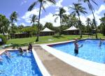 Nomads Airlie Beach: Accommodation:PACKAGE CABIN - 8 Share Mixed Dorm
